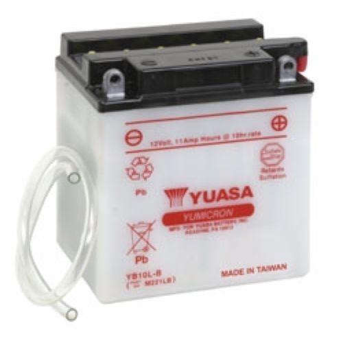Yuasa Battery YuMicron YB10L-B