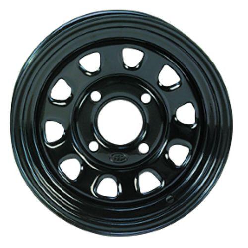 ITP Delta Steel Wheel 12x7 - 4/156 - 4+3