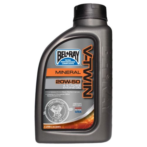 Bel-Ray V-Twin Motor Oil Multi-grade