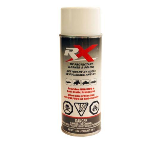 HARDLINE PRODUCTS RX UV Protectant Cleaner & Polish 14 oz