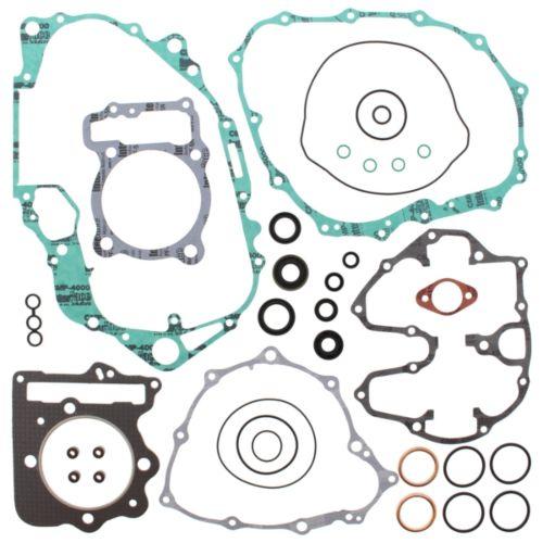 VertexWinderosa Complete Gasket Sets with Oil Seals Fits Honda - 059609