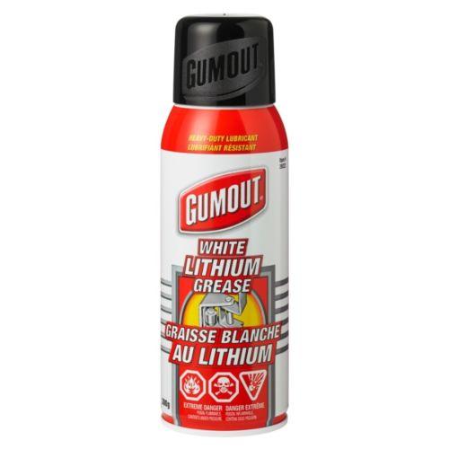 GUMOUT White Lithium Grease