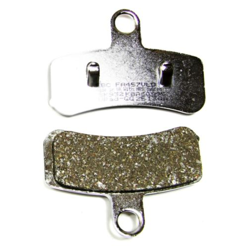 EBC  V-Pad Brake Pad Semi Metallic - Front