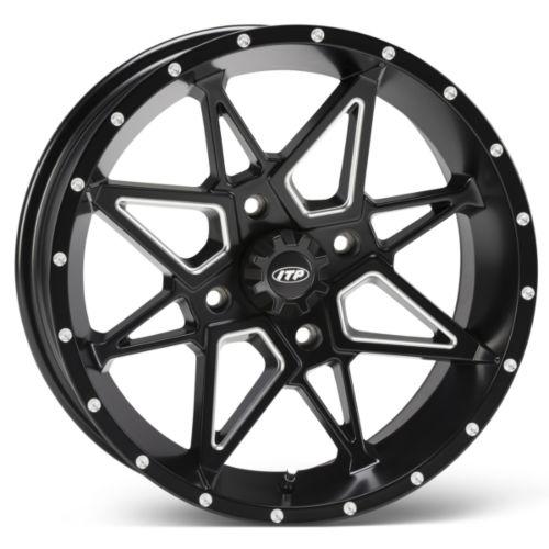 ITP Tornado Wheel 15x7 - 4/115 - 5+2