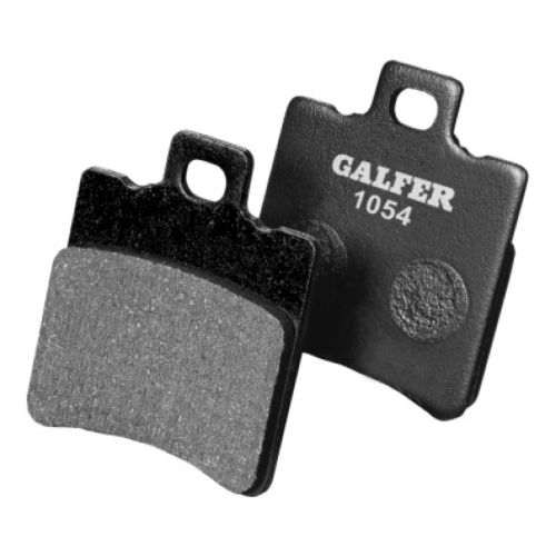 GALFER Semi Metallic Brake Pad Semi Metallic - Rear