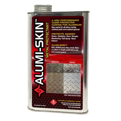 Caliber Alumi-Skin Metal Protectant Bottle