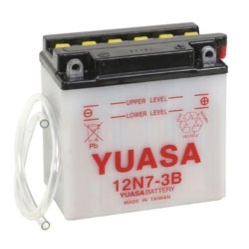 Yuasa Battery Conventional 12N7-3B