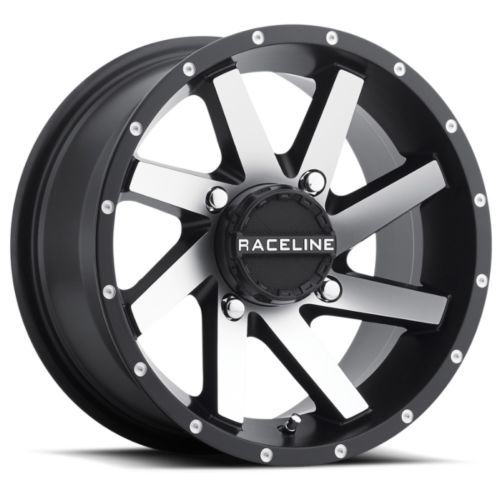 Raceline Wheels Twist Wheel 14x7 - 4/137 - 5+2
