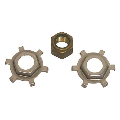 Sierra Propeller Nut Kit Fits Mercury