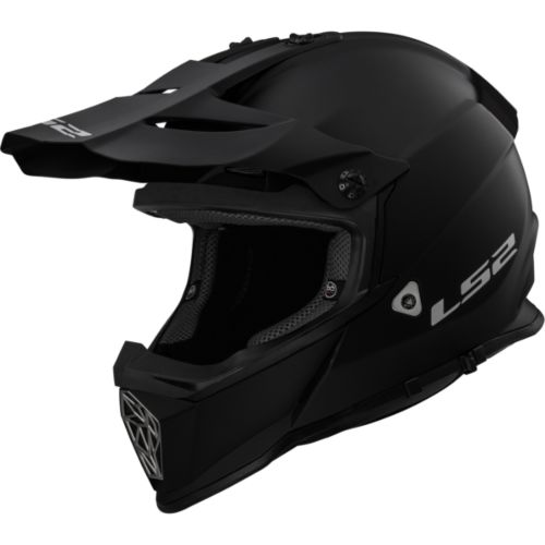 LS2 Fast Off-Road Helmet Solid