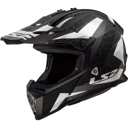 LS2 Fast Off-Road Helmet AMP