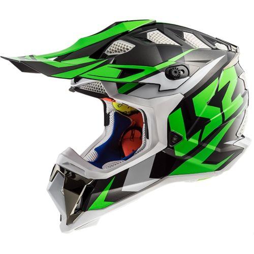 LS2 Subverter Off-Road Helmet Nimble