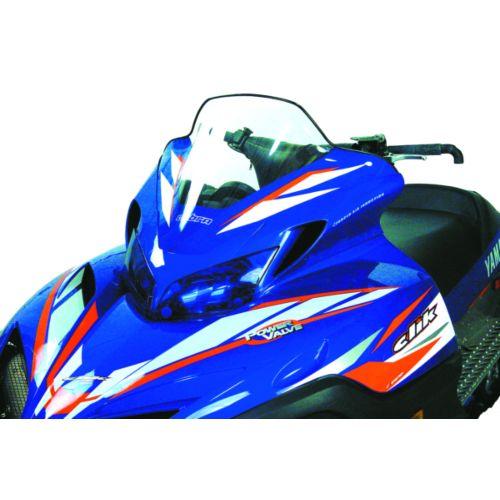 Powermadd Cobra Windshield Fits Yamaha