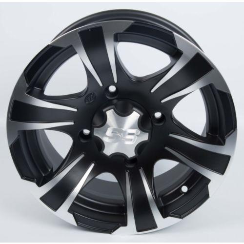 ITP SS Alloy SS312 Wheel 12x7 - 4/156 - 4+3