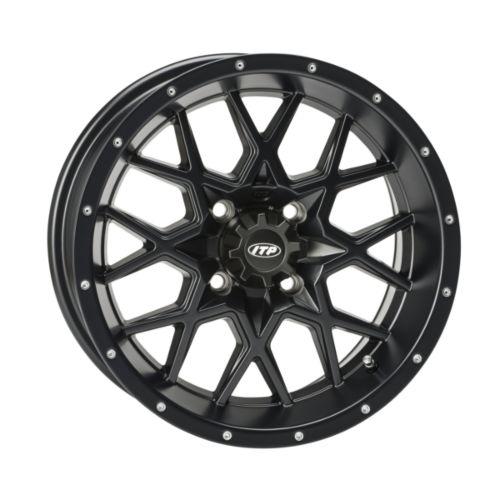 ITP Wheel Hurricane 12x7 - 4/110 - 5+2