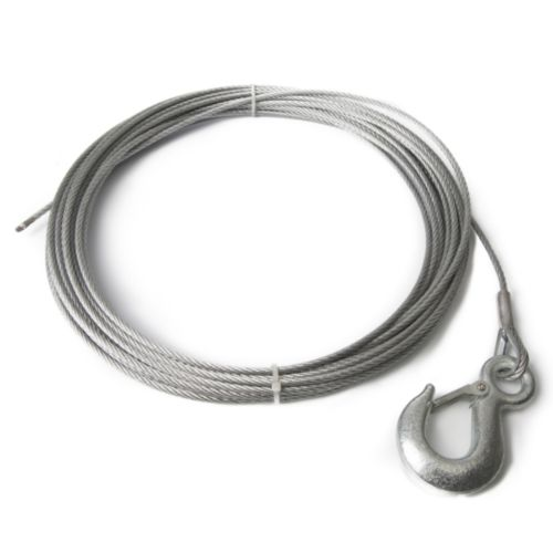 Kimpex Winch Cable with Hook 4700 lbs