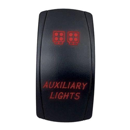 QUAKE LED Auxiliary LED Switch Rocker - 222545