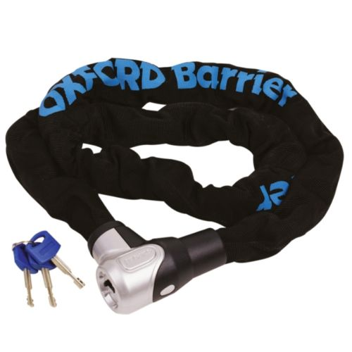 Oxford Products Barrier Chain Lock Tough Chain Lock