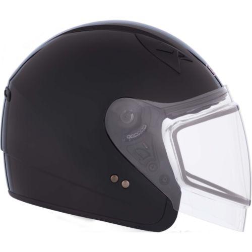 CKX VG977 Open-Face Helmet, Winter Solid