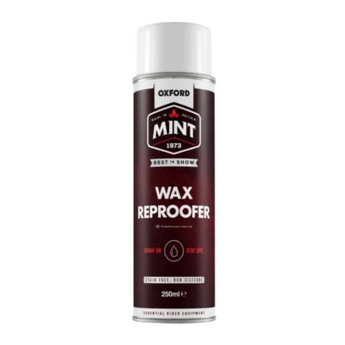 Oxford Products Mint Wax Reproofer for cotton Aerosol