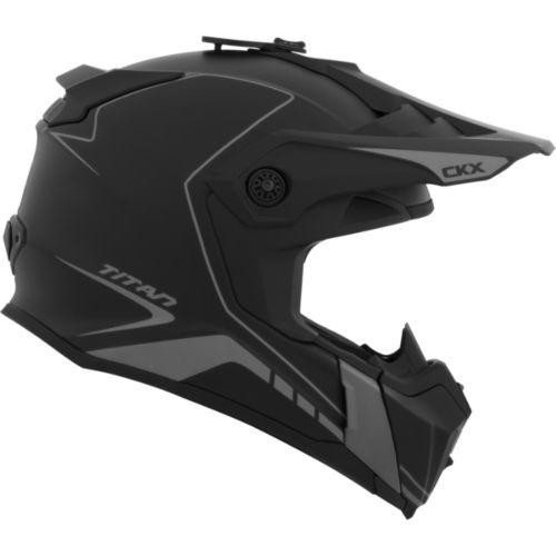 CKX Titan Original Backcountry Helmet, Winter Atlas - Without Goggle