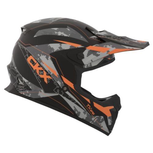 CKX TX696 Off-Road Helmet Glitch