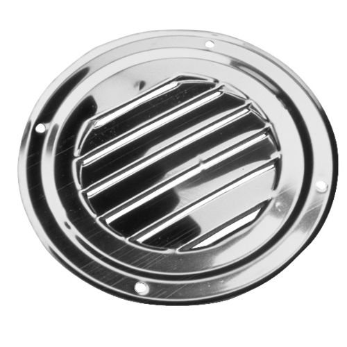SEA DOG Round Louvered Vent Stainless steel