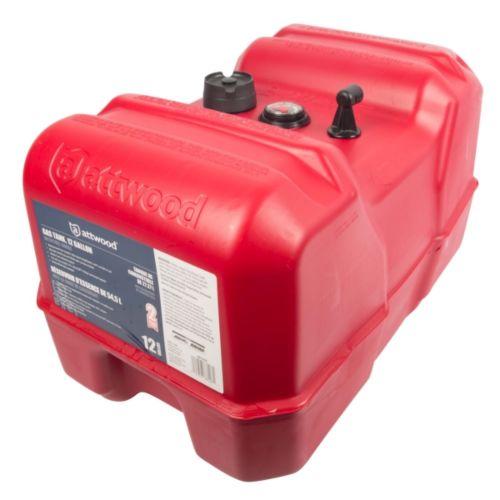 Attwood Fuel Tank with Gauge Fuel