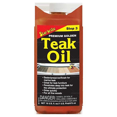 STAR BRITE Teak Oil Liquid