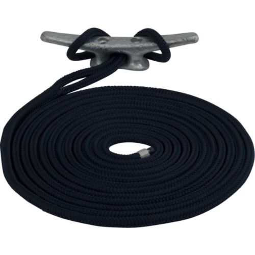 "SEA DOG Double Braided Nylon Dock Line 15' - 1/2"" - Nylon - Double Braided"