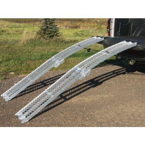 YUTRAX Folding Arch Ramp
