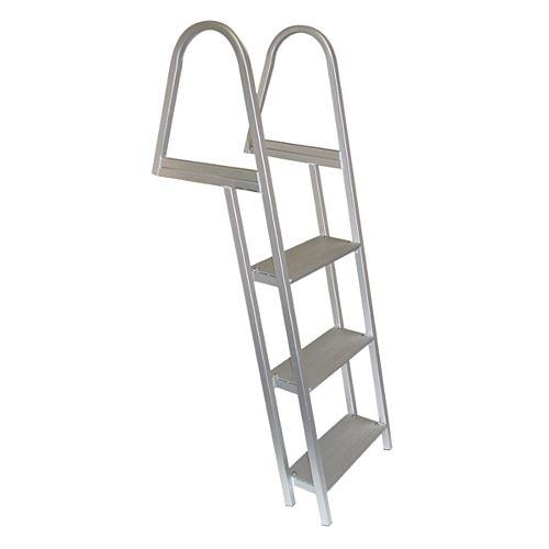 Kimpex Aluminium Dock/Pontoon Ladder Fixed - 3