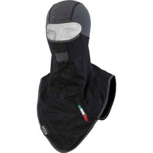 SIX2 Long Winter Balaclava with Wind Stopper Dickie