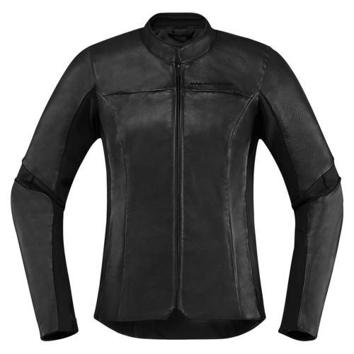 Icon Women's Overlord Leather Jacket