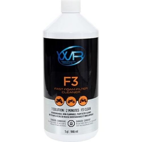 WR F3 Off-Road Fast Foam Filter Cleaner