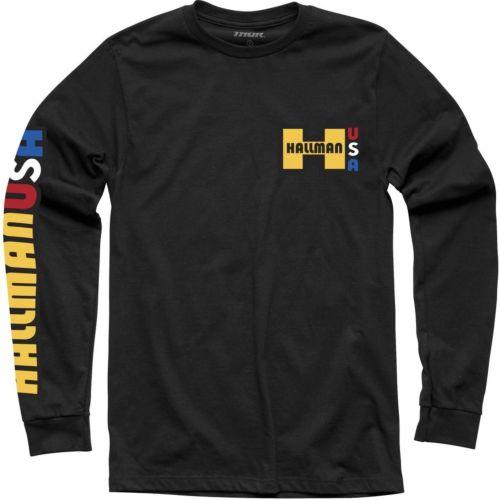 Thor Hallman Big H Long Sleeve Shirt